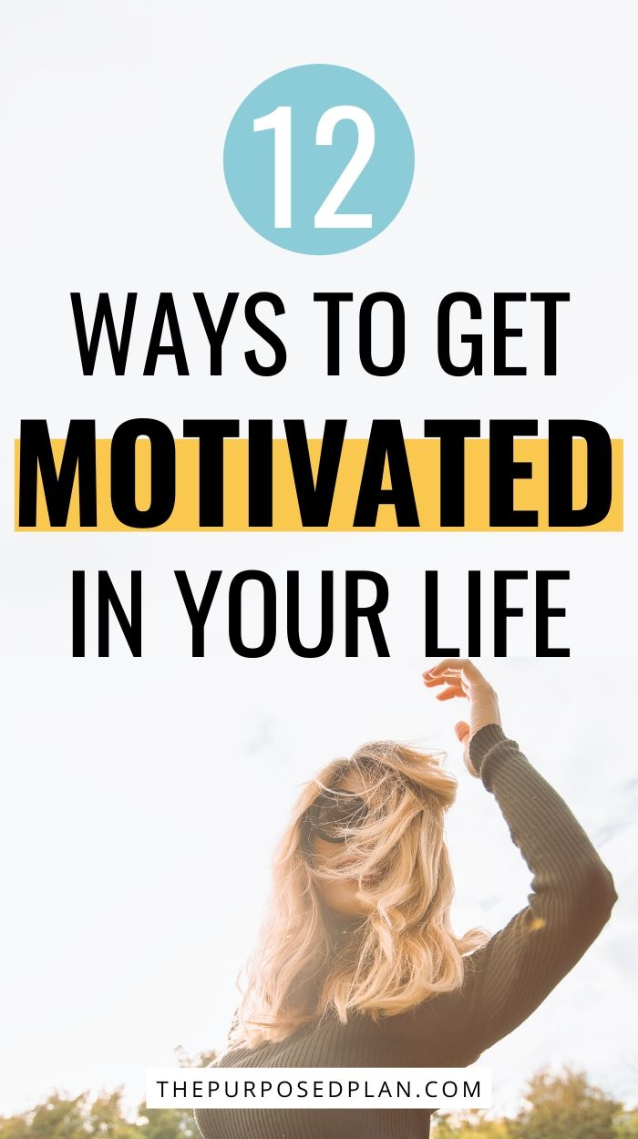 GET MOTIVATED IN LIFE