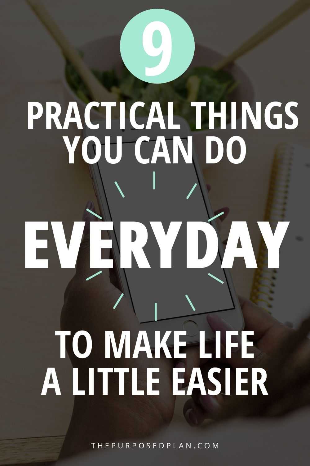 things to do to make life easier