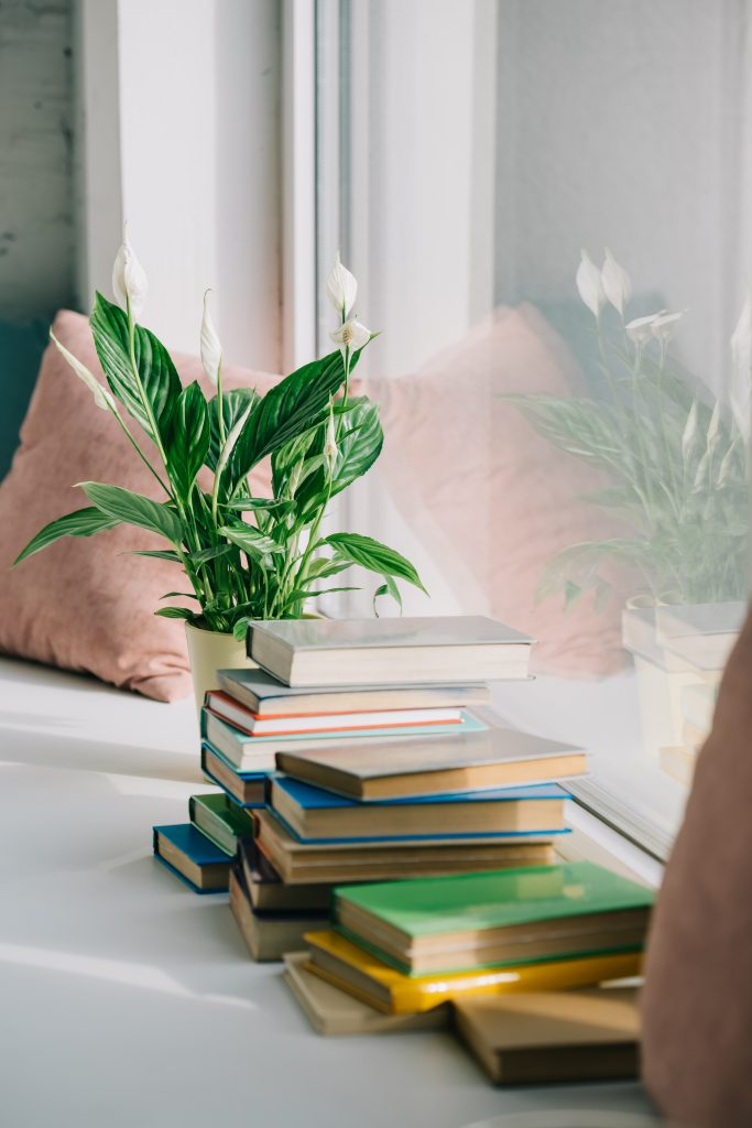 SELF IMPROVEMENT BOOKS TO READ FOR SPRING
