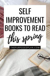 self improvement books to read