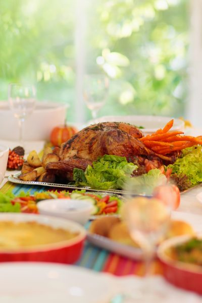 HOW TO HOST A SOCIAL DISTANT THANKSGIVING DINNER