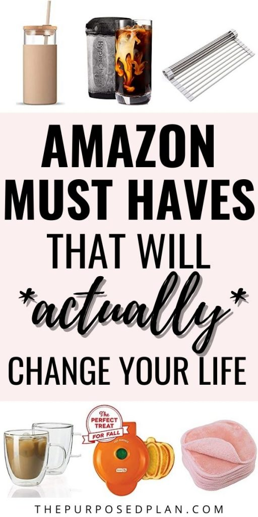 BEST THINGS TO BUY ON AMAZON AMAZON MUST HAVES 2020