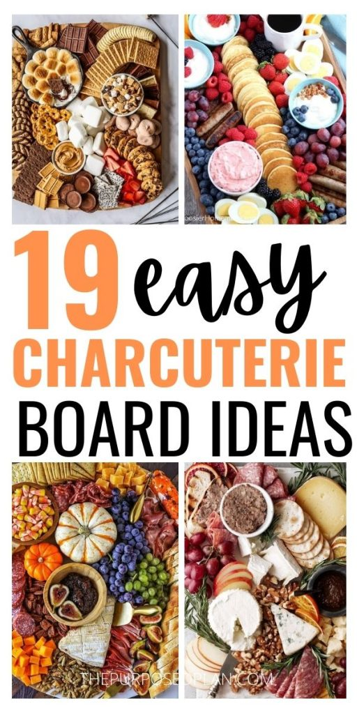easy charcuterie boards ideas