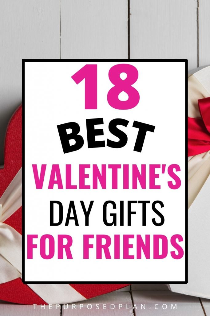 unique Valentine's Day gift ideas for friends