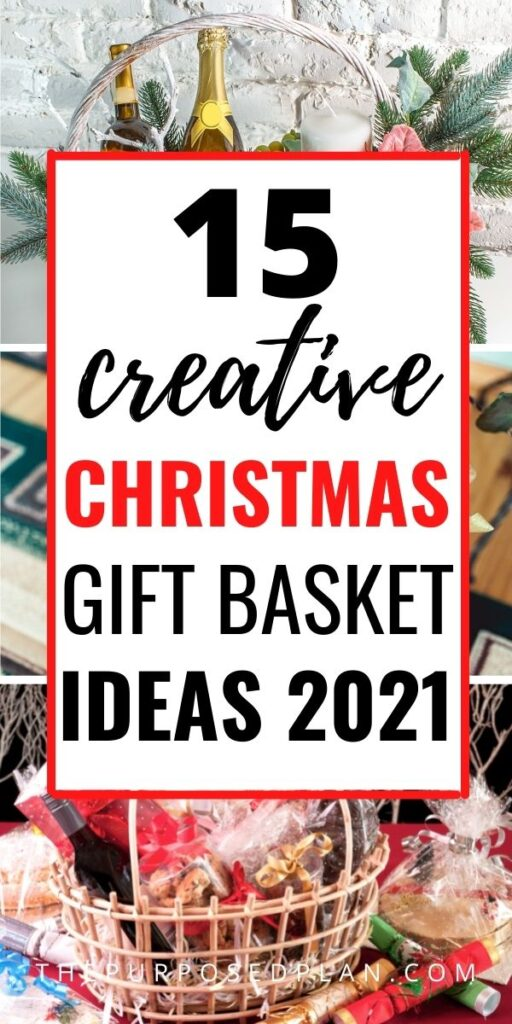 THEMED CHRISTMAS GIFT BASKET IDEAS